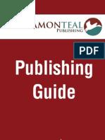 Cinnamon Teal Publishing Guide 2012