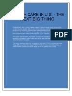 GoodFellas-Healthcare & Life Sciences in US-Final Report
