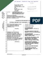 Countrywide Home Loans et al v America's Wholesale Lender, Inc a NY Corporation