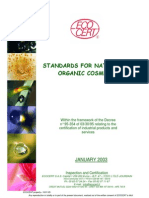 Standards for Natural and Organic Cosmetics Ecocert English