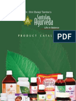 Santulan Product Catalog