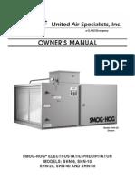 Smog Hog Shn Owners Manual