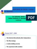 Economic Reforms India[1]