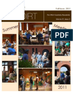 Fall Issue of the Dirt 2011