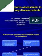 Nutritional Care Algorithm for Renal Patients