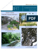 Winter Issue of the Dirt 2011/2012