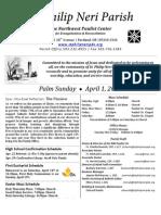 Apr1 Bulletin