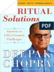 Spiritual Solutions by Deepak Chopra - Excerpt