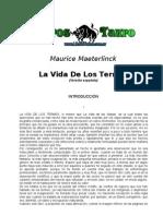 Maeterlinck, Maurice - La Vida de Los Termes