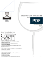 Cornerstone Wines Wholesale_Price