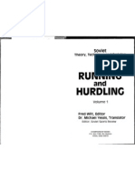 Soviet Theory, Technique and Training for Running and Hurdli
