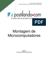 Montagem de Micro Computadores