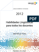 Instructivo_Habilidades_Linguisticas_2012