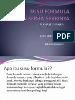 Susu Formula