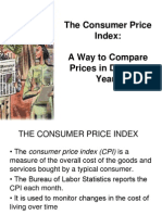 Consumer Price Index Ppt