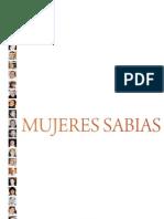 LIBRO MUJERES SABIAS