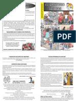 """Boletín Informativo """"EL ORATORIO SOS VOS"""""""