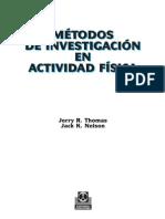 METODOS EDUCACION FISICA