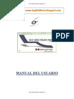 Sce Spectrum Free 1.0.0 Sismorresistente Venezolana 1756-98 MANUAL