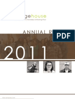 Bridge House Annual Report