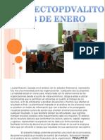 Presentacion Del Proyecto Pdvalito 23 de Enero