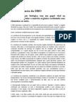 A Importância da DBO e DQO