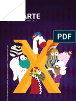 Agenda cultural de Conarte | abril 2012