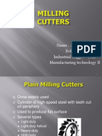 Milling Cutters (1)