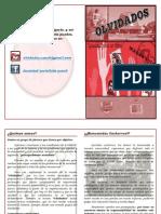 Revista Olvidados  Edición marzo 2012