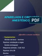 Aparelhos e Circuitos Anestesicos 2