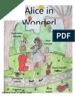 Alice in Wonderland de tu Cuñis