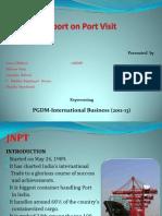 JNPT- Introdution (1)