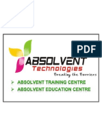 Absolvent Training Centre
