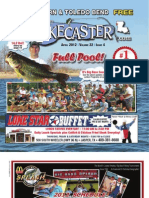 Lake Caster Issue April