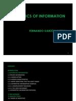 ASIMETRIAS DE INFORMACION