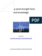 1Blowing Wind Power Specifics and Data