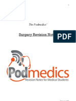 Clinical Surgery Notes