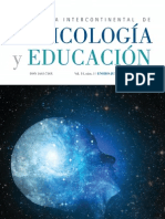 Revista Intercontinental de Psicología y Educación Vol. 14, núm. 1