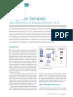 Integration Services Pieza Fundamental en Los Proyectos de BI (Parte 1 de 2)