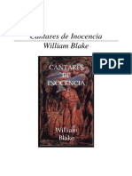 Blake, William - Cantares de Inocencia