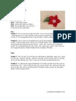 Flor- Con Puntas