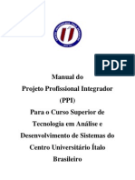 Manual Do Aluno - PPI
