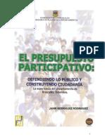 presupuesto participativo risaralda