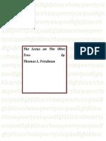 Lexus and the Olive Tree - Thomas L. Friedman