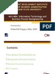 MDI-IPM IT and BPR