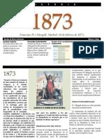 I REPÚBLICA 1873