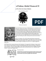Biography of Sultan Abdul Hameed II