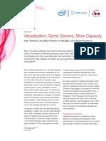 Bea Intel Vmware Virtualization Solution Brief 052007