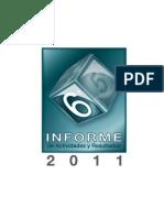 Informe INFODF 2011