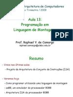 Programação em Linguagem de Montagem